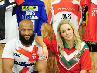 Show your true colours on Jersey Day!