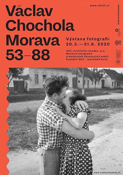 Václav Chochola Morava 53-88 Muzeum fotografie