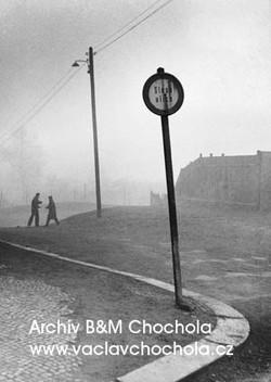 Slepá ulice, Libeň, 1955