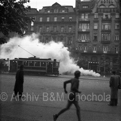07  Pražské povstání, 5.5. 1945
