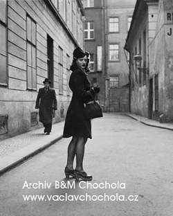 Lane / Ulička  1942