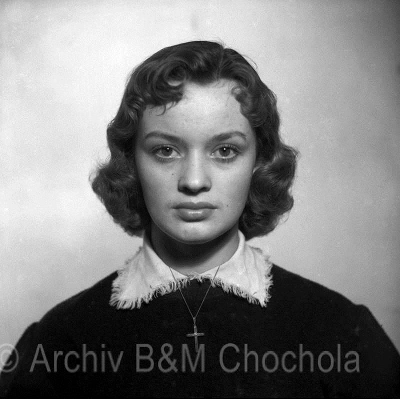 Jana Brejchová, 1957