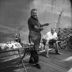 31 Jiří Trnka a Jan Werich, 1963