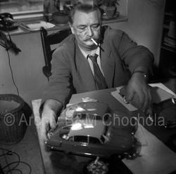 19 Jiří Trnka, Studio konvikt, 1962