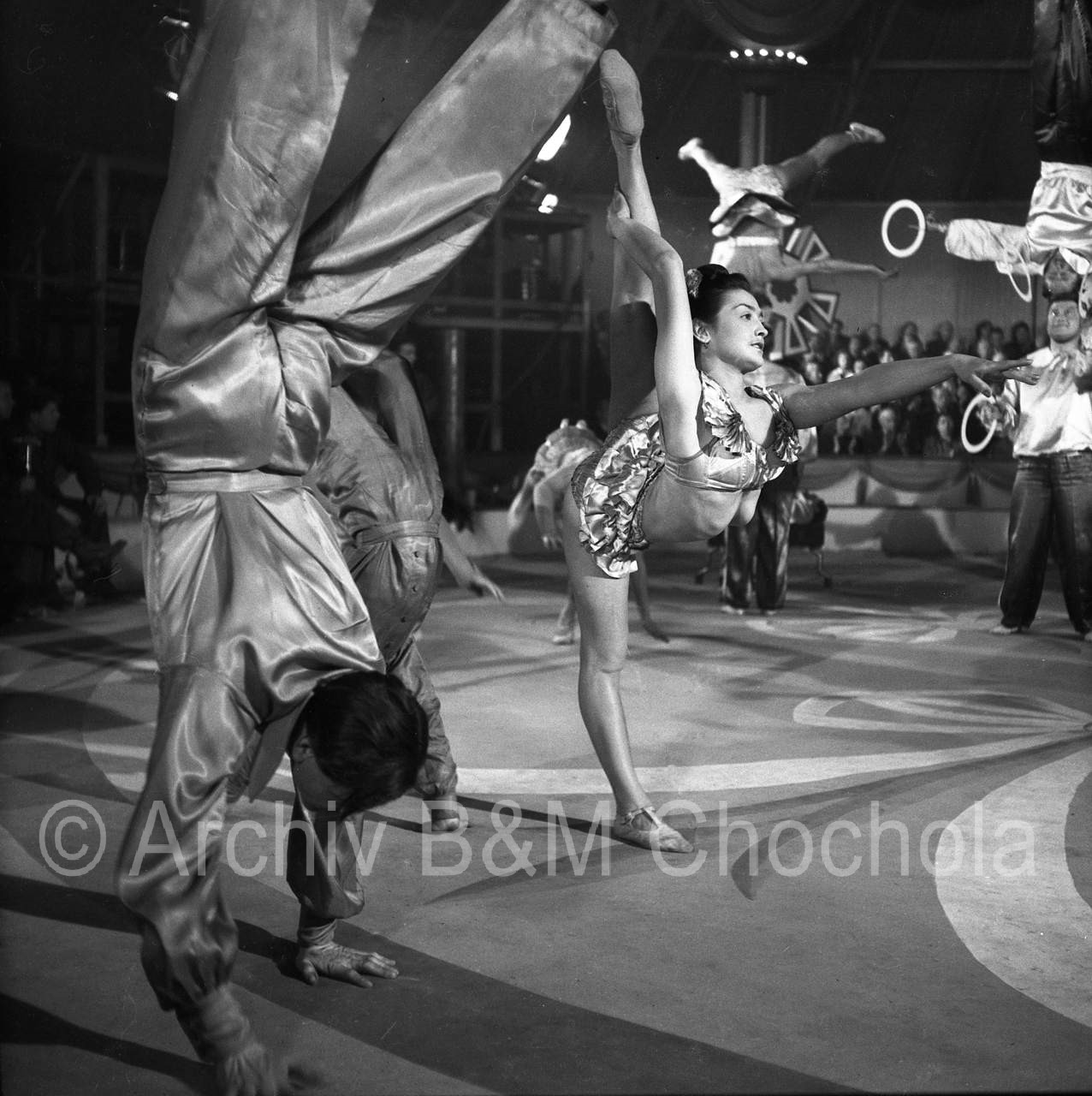 Film Cirkus Bude 1954_034