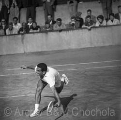 Francouzský Tenista, Davis Cup, 1956