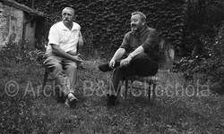 36 Jiří Trnka a Jan Werich, 1963