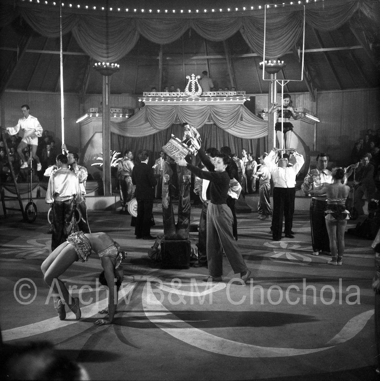 Film Cirkus Bude 1954_020