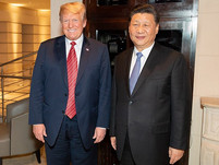 Why Xi Jinping May Be Hoping for Trump's Re-Election