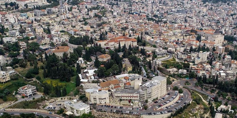 "Nazareth Hospital 2020 ""Healing Ministry of Jesus"" Journey"