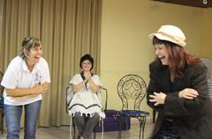 Fun time with Israeli Folk Dance Workshop