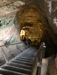 Megiddo water tunnel system