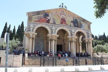 Jerusalem Church of all Nations