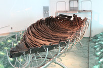 Ancient Galilee Boat