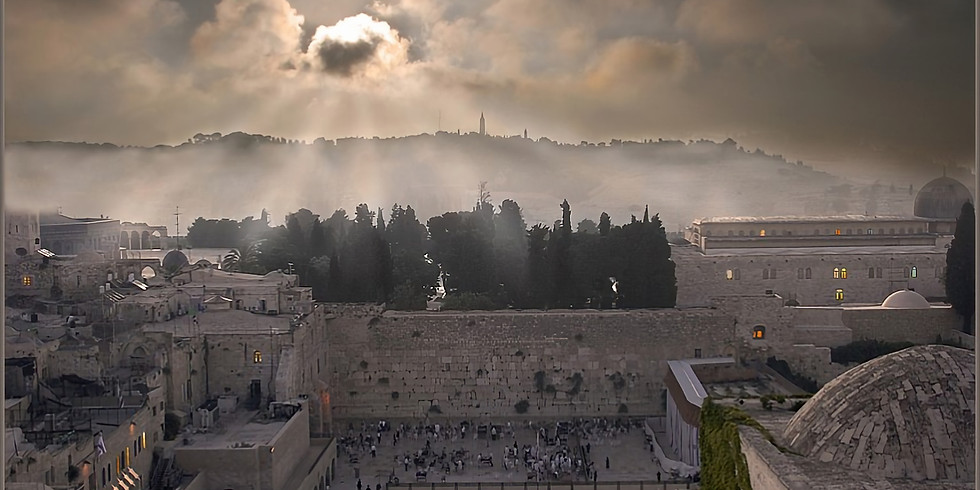 DBMA Journey of a Lifetime to Israel