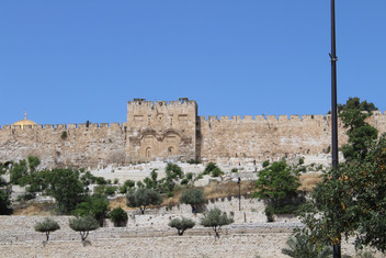 Jerusalem - Eastern Gate