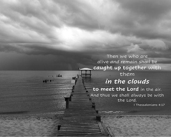 In the clouds B&W.jpg
