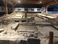 Magdala first century synagogue