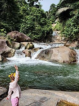 Wang Mai Pak Waterfall