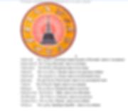 !2 городов, входивших в состав королевства Накхон Си Тхаммарат, и их знаки зодиака