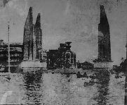 Монумент демократии в Бангкоке в 1942 г