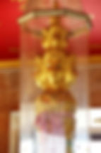 City Pillar Shrine, священный городской столб. 4 лица Брахмы