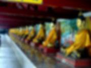 Wat Phra Mahathat Woramahawihan. Ват Пхра Махатхат. Накхон Си Тхаммарат.