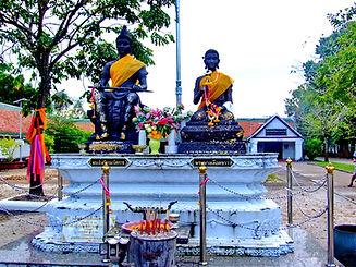 Король Си Тхамма Сокарат и принцесса Махсури. Накхон Си Тхаммарат