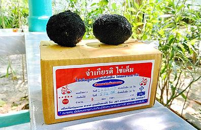huatiaiasia.com Черные утиные яйца из Чаийя. Khai Khem Chaiya