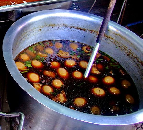Кхай Пало. Khai Pa Lo. Тайская кухня.huatiaiasia