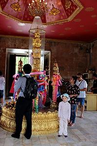 Опыт путешествия с ребенком 6 лет в Таиланд. Накхон Си Тхаммарат