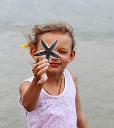 Морская звезда Astropecten