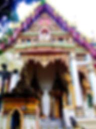 Wat Suan Pan. Ват Суан Пан, Накхон Си Тхаммарат