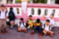 Mahaeyong school. Nakhon Si Thammarat
