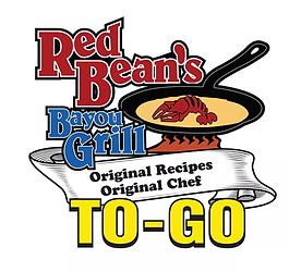 Cajun Meals from the Original Red Beans restaurant ready to be heated in the microwave
