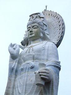 Сонгкла. Ват Ботхисаттвы. Статуя Гуань Линь