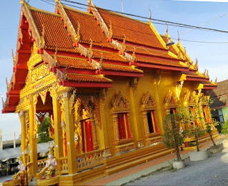 Wat Sa Riang, Nakhon Si Thammarat