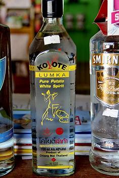 картофельная водка Lumka|huatiaiasia.com