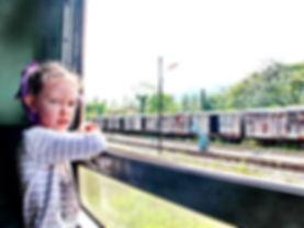 Опыт путешествия с ребенком 6 лет в Таиланд. Поезд Бангкок-Накхон Си Тхаммарат