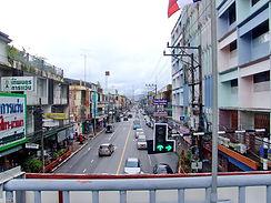 Накхон Си Тхаммарат, Rathadamпoen Road