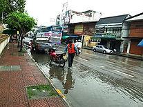 Накхон Си Тхаммарат. После дождя.