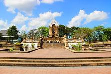 Памятник Королю Си Тхаммасокарату.