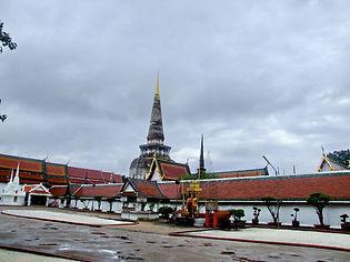 Накхон Си Тхаммарат. Ват Пхра Махатхат. Wat Phra Mahathat Woramahawihan