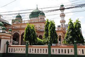 Мечеть в Накхон Си Тхаммарат.