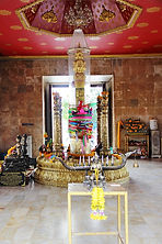 City Pillar Shrine, священный городской столб