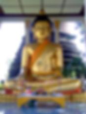 Накхон Си Тхаммарат. Чеди Як. Статуя Луанг Пхо Нгён.