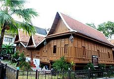 Nakhon Si Thammarat . Wat Wang Tawan Tok