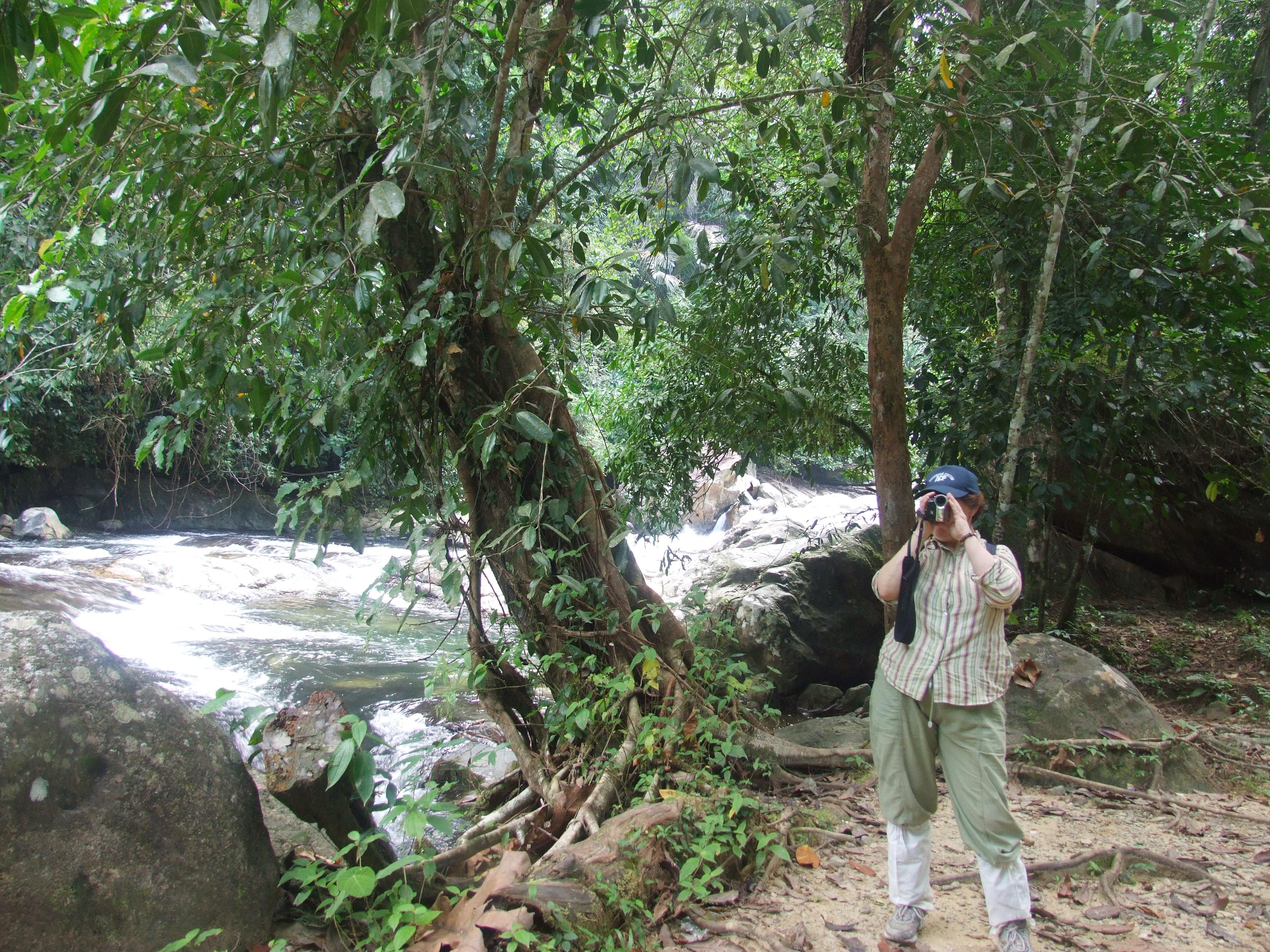 Река в Хала Бала