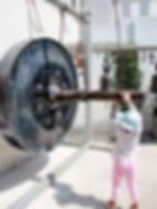 Опыт путешествия с ребенком 6 лет в Таиланд Бангкок. Ват Сакет