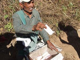 Чудеса Мьянмы. Мороженое среди гор